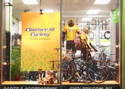 Clarence St Cyclery 4 Road Bikes