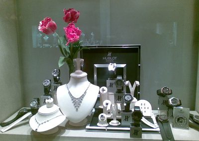 J Farren Price visual merchandising displays