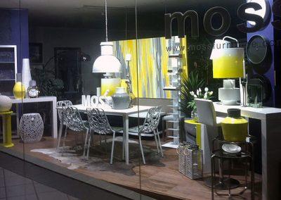 Dining Set Moss Furniture